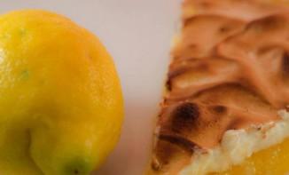 Tarte au citron meringuée comme chez le pâtissier