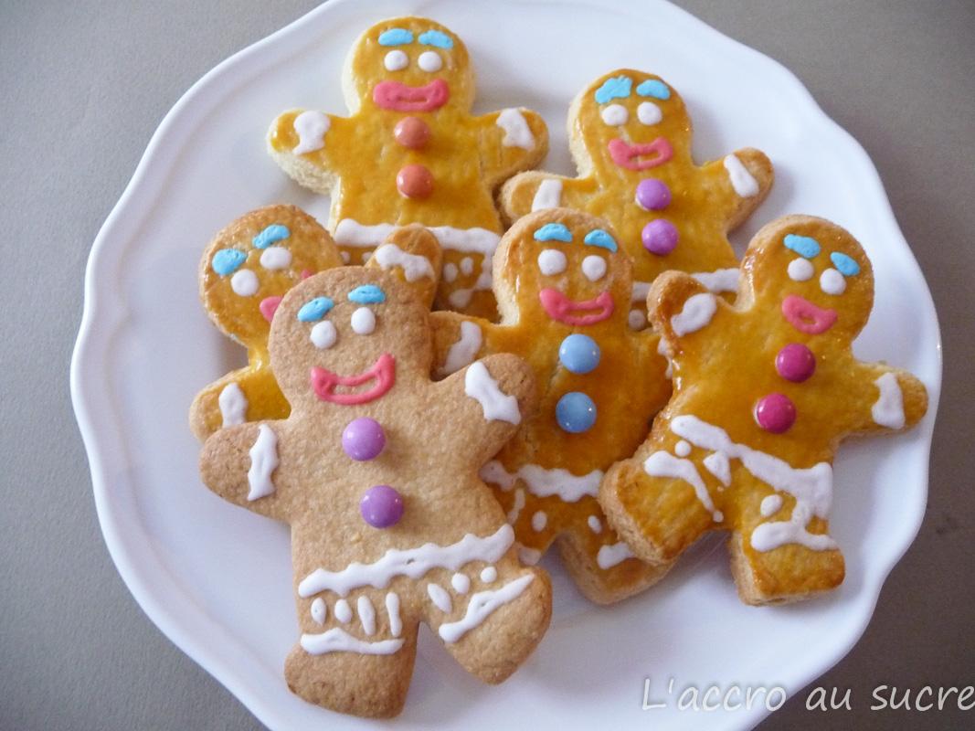 Mangez des tibiscuits pour no l recettes de desserts - Ti biscuit shrek ...