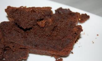 Brownie au chocolat noir aux fèves de Tonka