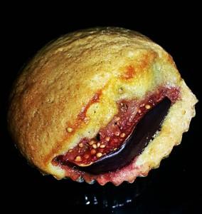 Muffins à la figue