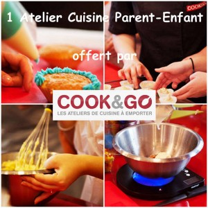 Tirage au sort Cook and Go