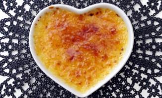 Crème brûlée vanillée