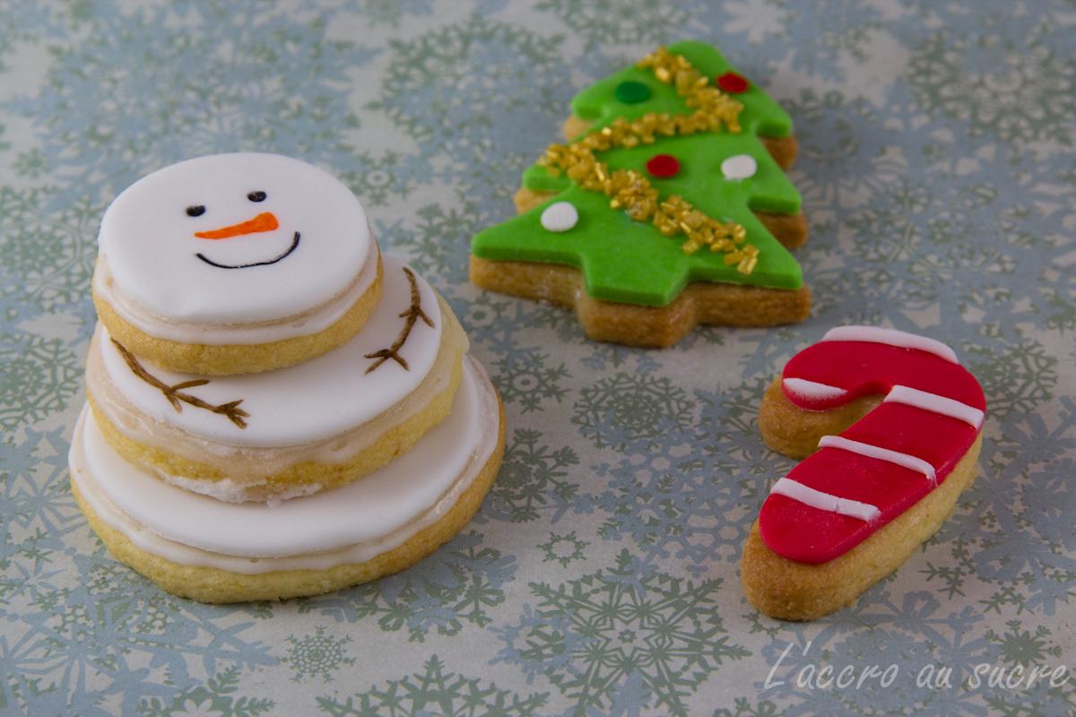 Des biscuits de no l rigolo pour petits et grands recettes de desserts plus de 1000 - Recette de noel dessert ...