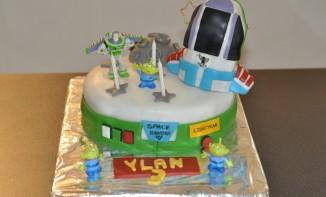 Gâteau Buzz l'Eclair