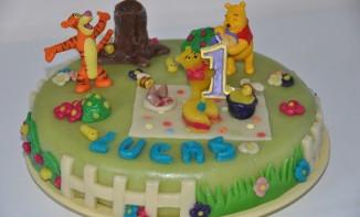 Gâteau Winnie