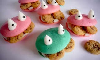 Whoopies Monsters se prennent pour Pacman