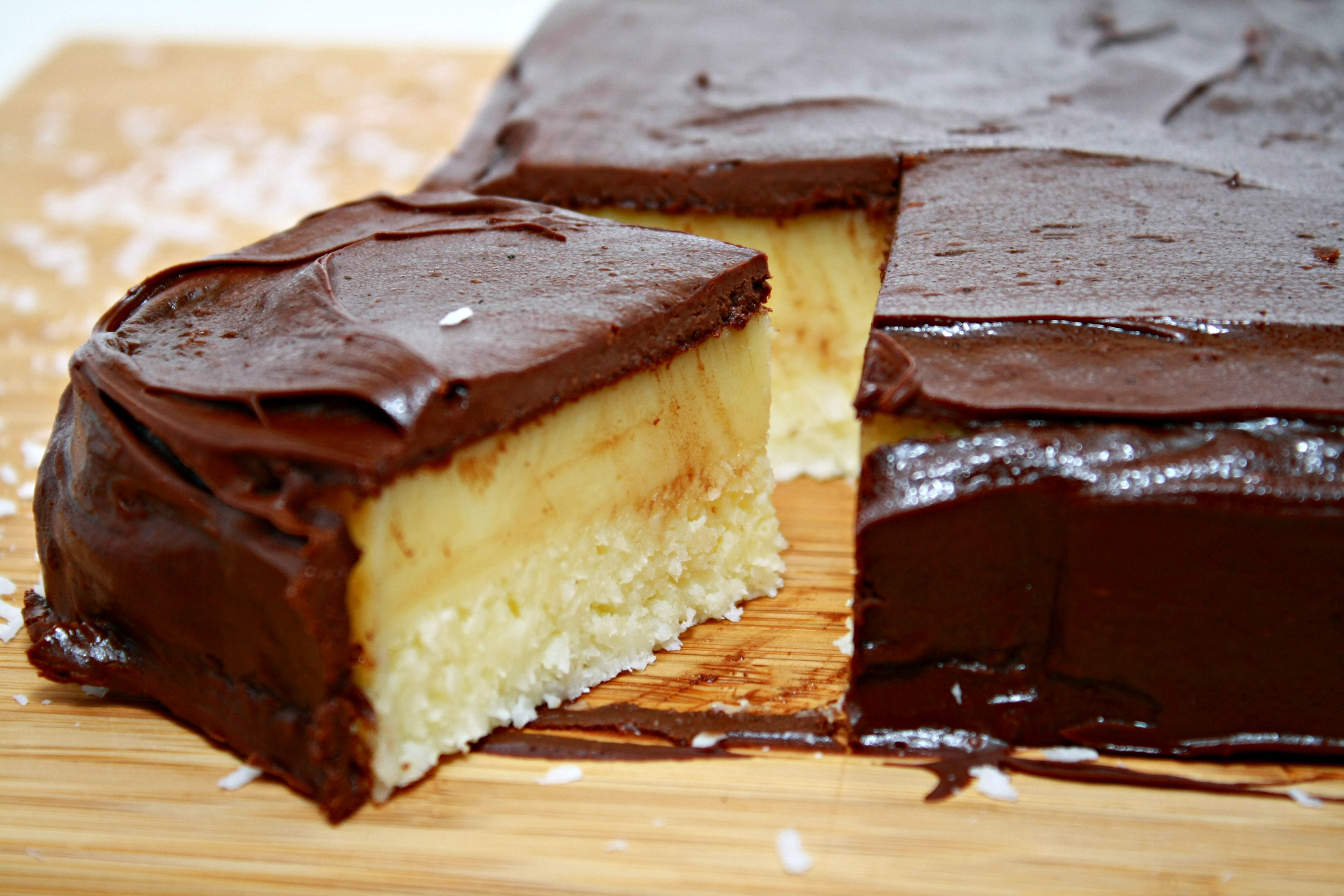 gateau bounty recettes de desserts plus de 1000 recettes sur. Black Bedroom Furniture Sets. Home Design Ideas