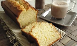 Cake au yaourt et son chocolat chaud maison