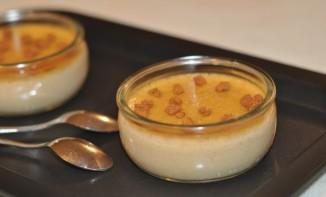 Petits pots de crème aux spéculoos