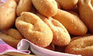 Schenkele ou beignets de carnaval alsaciens