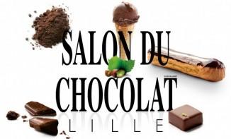 Gagnez votre entrée pour le salon du chocolat de Lille (1er au 3 Mars 2013)