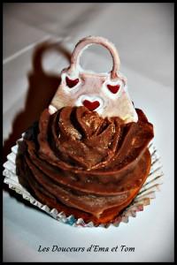 Topping chocolat