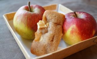 Financiers pommes cannelle