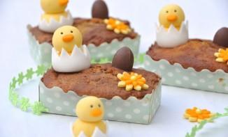 Mini marbré au chocolat, façon LENOTRE