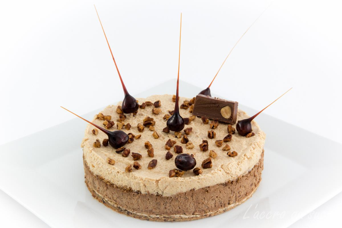 Entremet chocolat pralin recettes de desserts plus de for Decoration en chocolat