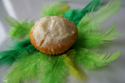 Cupcakes Citron et noix de coco