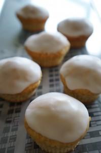 muffins barbe à papa