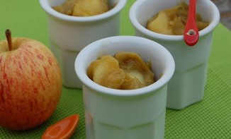 Compote Rhubarbe Pomme