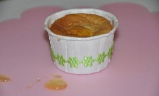 Muffins au sirop d'agave et au citron.