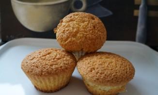 Muffins pâte à tartiner aux amandes