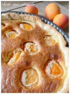 Tartes aux abricot