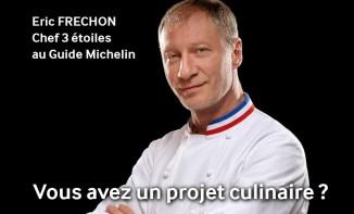 projet culinaire eric frechon