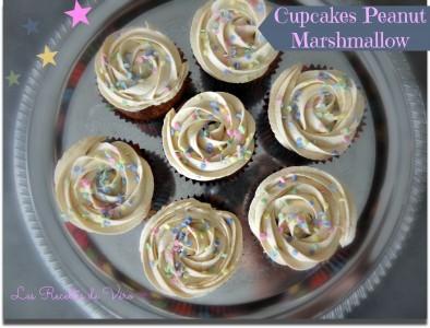 Cupcakes Peanut Marshmallow