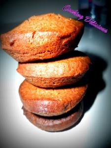 Palets breton au Chocolat Noir