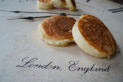 Crumpets, recette anglaise
