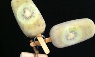 Glace kiwi