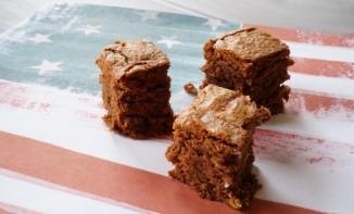 Brownies pistache chocolat