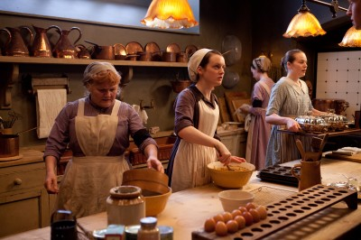 Cuisines de Downton Abbey
