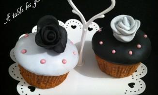 Cupcakes pâte d'amande