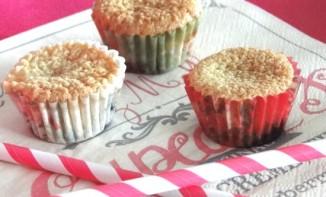Mini muffins aux fruits rouges