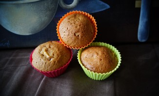 Muffins Carambar Pommes