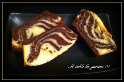 Gâteau aux 2 Danette