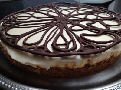 Cheesecake sans cuissone