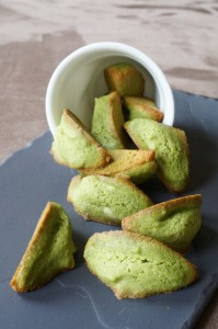 Dents de Loup au The Matcha
