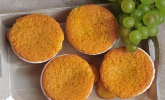 Muffins aux raisins frais