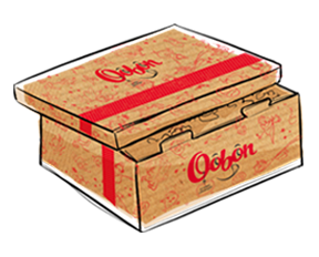 Oobon, coffret culinaire !