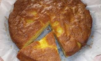 gâteau aux poire et oeuf d'oie