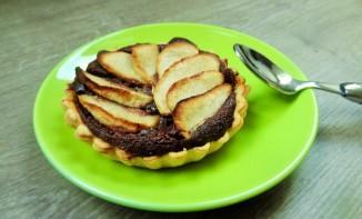 Tartelettes pommes chocolat