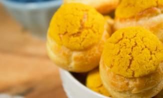 Choux au citron