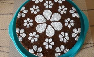Gâteau Chocolat Amandes