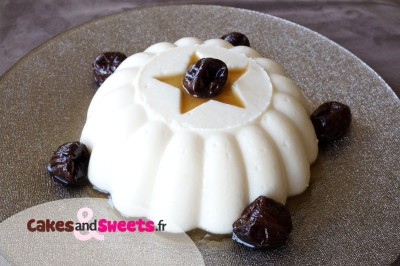 Blanc Manger Coco Pruneaux