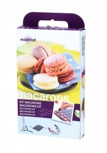Les desserts de l'été lot 2 kit macarons
