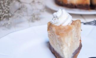 Cheesecake caramel au beurre salé