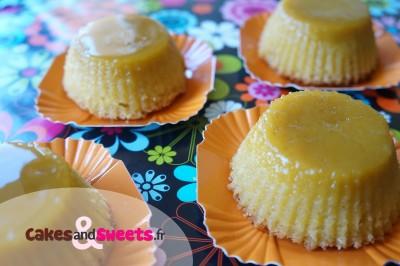 Quindins, dessert brésilien