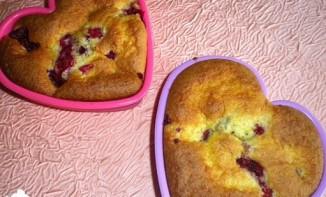 Cake citron et framboise