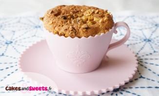 Muffins abricots amande pistache